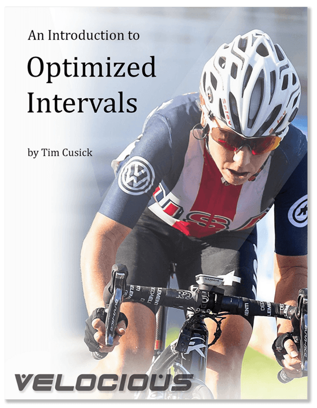 Introduction to Optimized Intervals - ebook by Tim Cusick