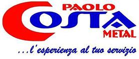 METAL PAOLO COSTA - LOGO