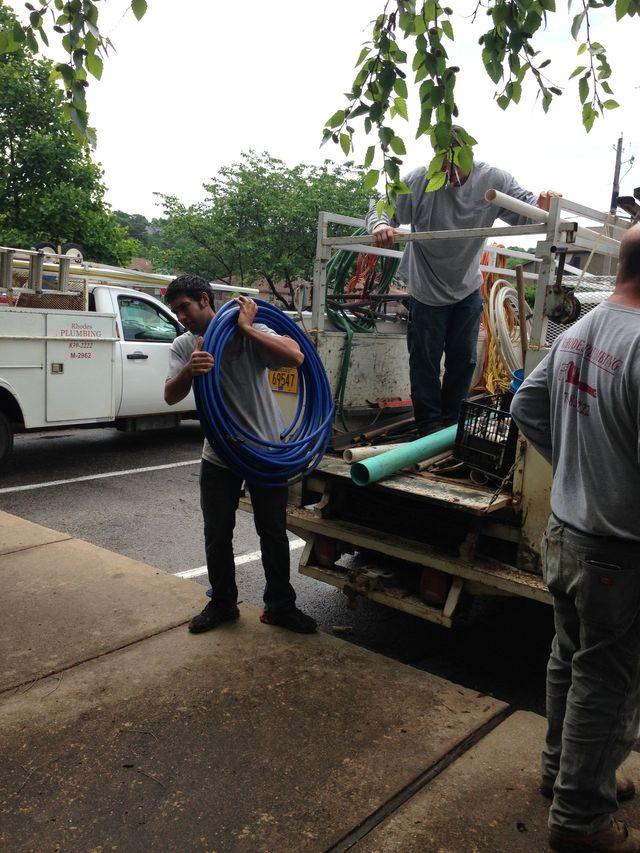 Rhodes Plumbing Contractor | Plumbing Service | West Fork AR