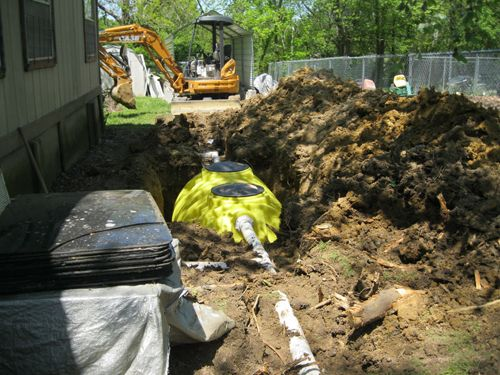 Safety tank fitting and plumbing service in West Fork