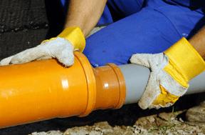 scavi per tubazioni