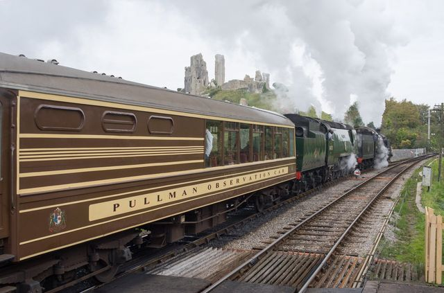 17th September 2015, Swanage Railway, Photo: Gerry Young