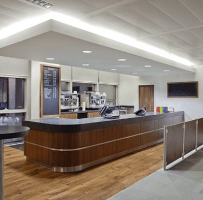 Canteen counter