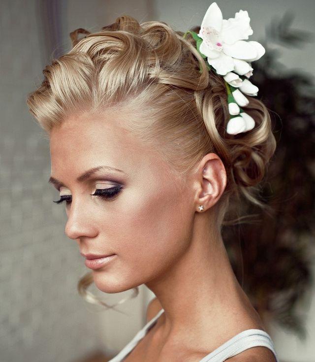 Bridal hair packages