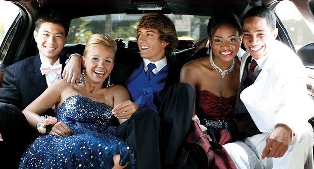 Prom Transportation Austin