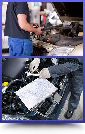 Garage services - Neath -  E. Hoile and Son - Car Mechanic Services