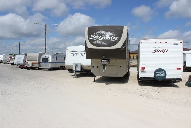 RV Storage San Antonio, TX