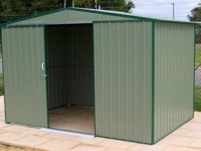 Custom sheds in bibra lake wa custom sheds perth for Garden shed perth