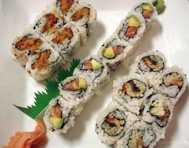 Sushi Restaurant Greenville, NC