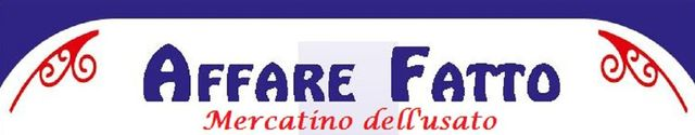 MERCATINO DELL'USATO AFFARE FATTO logo