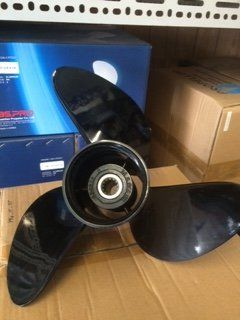 Repaired secondhand propeller