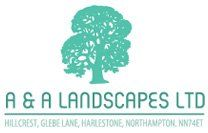 A & A Landscapes Ltd logo