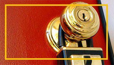 Golden pickproof locks by the locksmith at Smiley Locksmiths in Gold Coast
