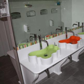 bagno, bagno per bambini