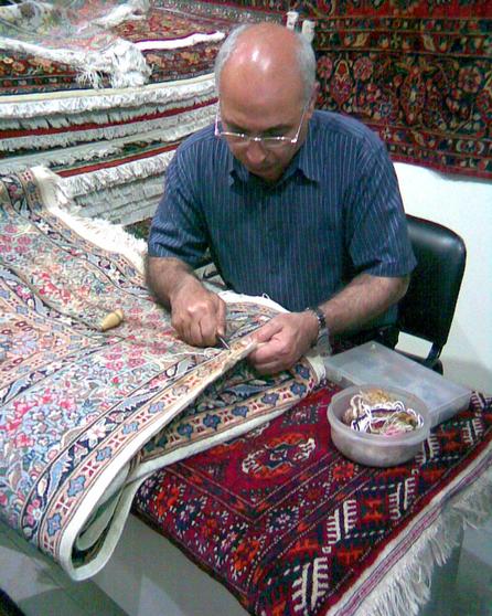 Tappeti persiani ma non solo…