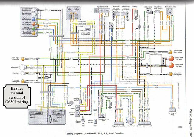 Wiring Diagram Symbols Haynes