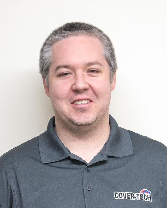 IAN KILFOIL - COVER-TECH INC. SALES & SERVICE MANAGER