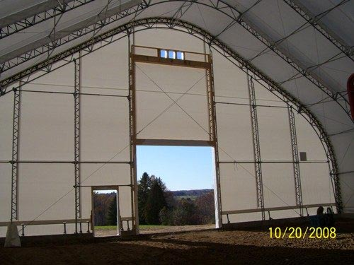 COVER-TECH | Fabric Buildings | Portable Buildings | Custom