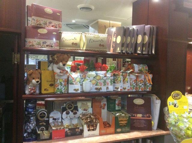 Cioccolatini a Perugia