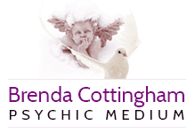 Brenda Cottingham Psychic Medium logo
