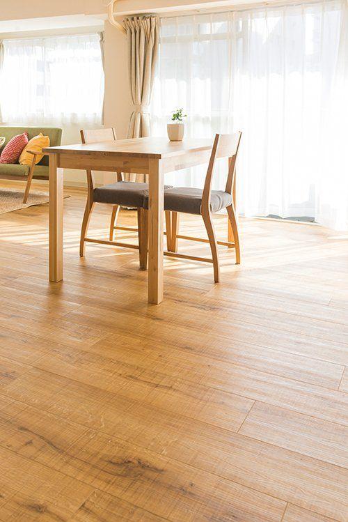 hardwood floor installation Durham, NC