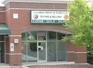 buy rare coins & gold, Greensboro, NC