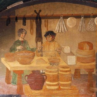 History of fontina PDO