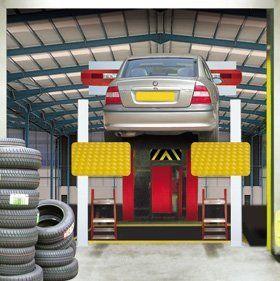 Vehicle testing - Ludlow - Corve Bridge Garage - Car servicing