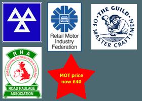 Haulage servicing - Ludlow - Corve Bridge Garage - logo