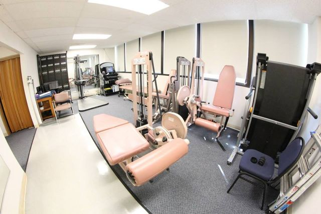 State of the art physical therapy facility