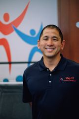 Chip Yamaguchi, PT and co-owner