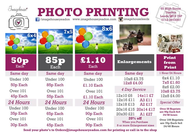 Do you need instant printing services in Leeds?