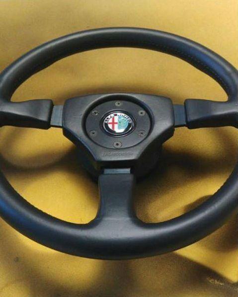 Volante Alfa Romeo da collezione