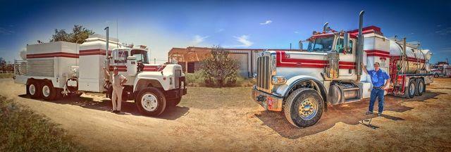 Lenorah Operators | Vacuum, Kill & Pump Trucks | Midland