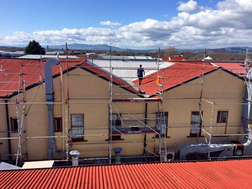 Roof repairs and restoration specialists in Hawkes Bay