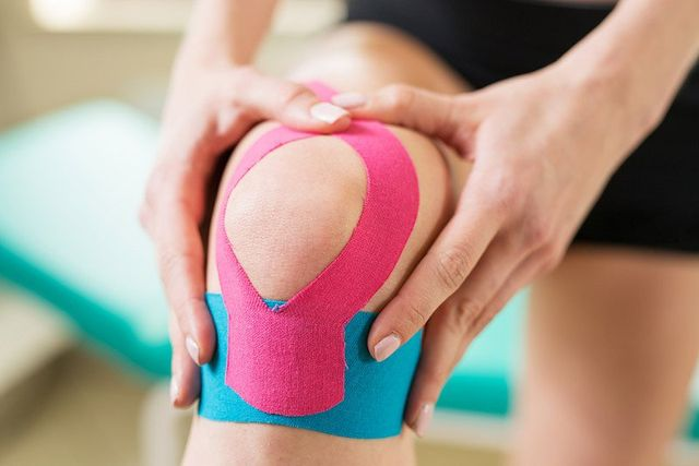 kineso tape knee