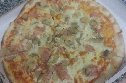 Pizza ai funghi a Piacenza