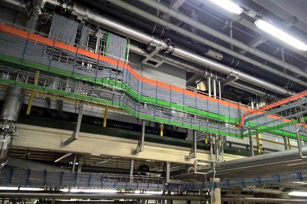 Installazione cavi sotterranei da EL.PA