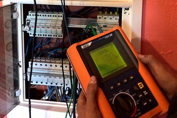 Termostato controllo temperatura presso EP.AL