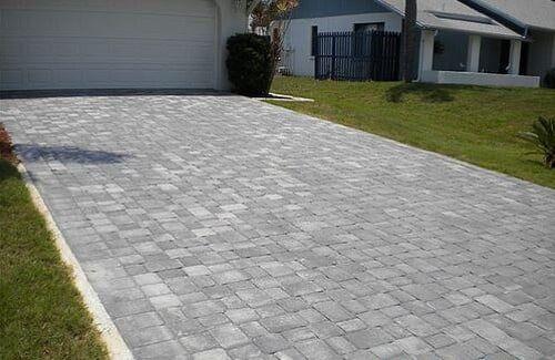 Driveway Design - Sarasota, FL - Sparkling Kleen Pools
