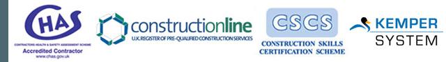Chas - Construction Line - Construction Skills Certification Scheme - Kemper System
