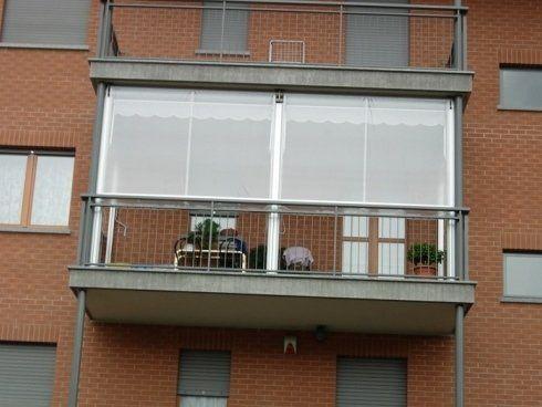 Tende Veranda Per Balconi : Tende veranda torino l albatende