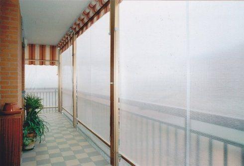 Tende Veranda Balcone : Tende veranda torino l albatende