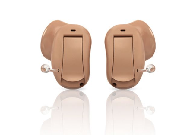 In the Canal (ITC) hearing aid