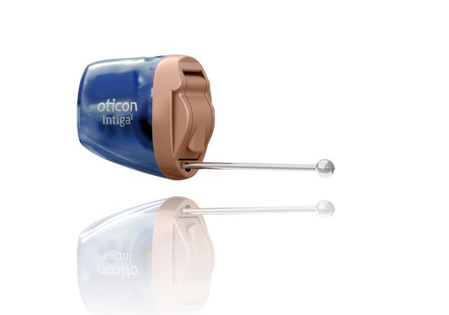 Micro Completely In the Canal (CIC) hearing aid