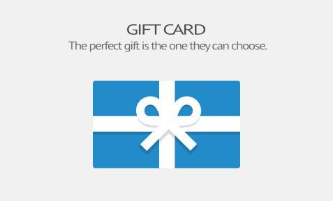 Gift cards for the perfect gift