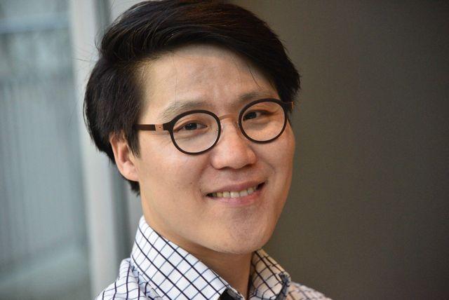 portrait of Jimmy Lee