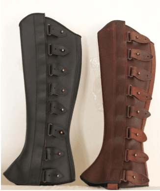 Iberian Connection | Half Chaps/Polainas