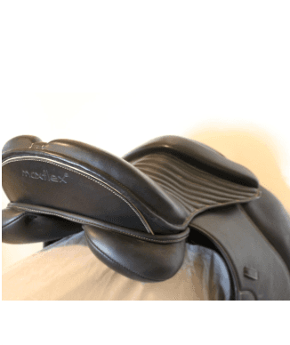 Iberian Connection | Maxflex Fado Two Tone Leather Saddle