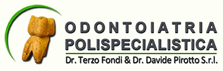 ODONTOIATRIA POLISPECIALISTICA DR. TERZO FONDI & DR. DAVIDE PIROTTO - LOGO